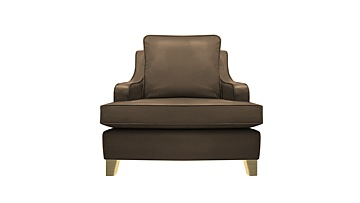 Long Island Leather Chair