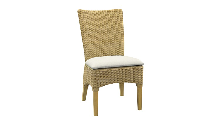 Badminton Weave Side Chair