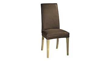 Ely Leather Dining Chair