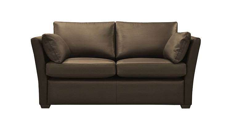 Diplomat Leather Sofa