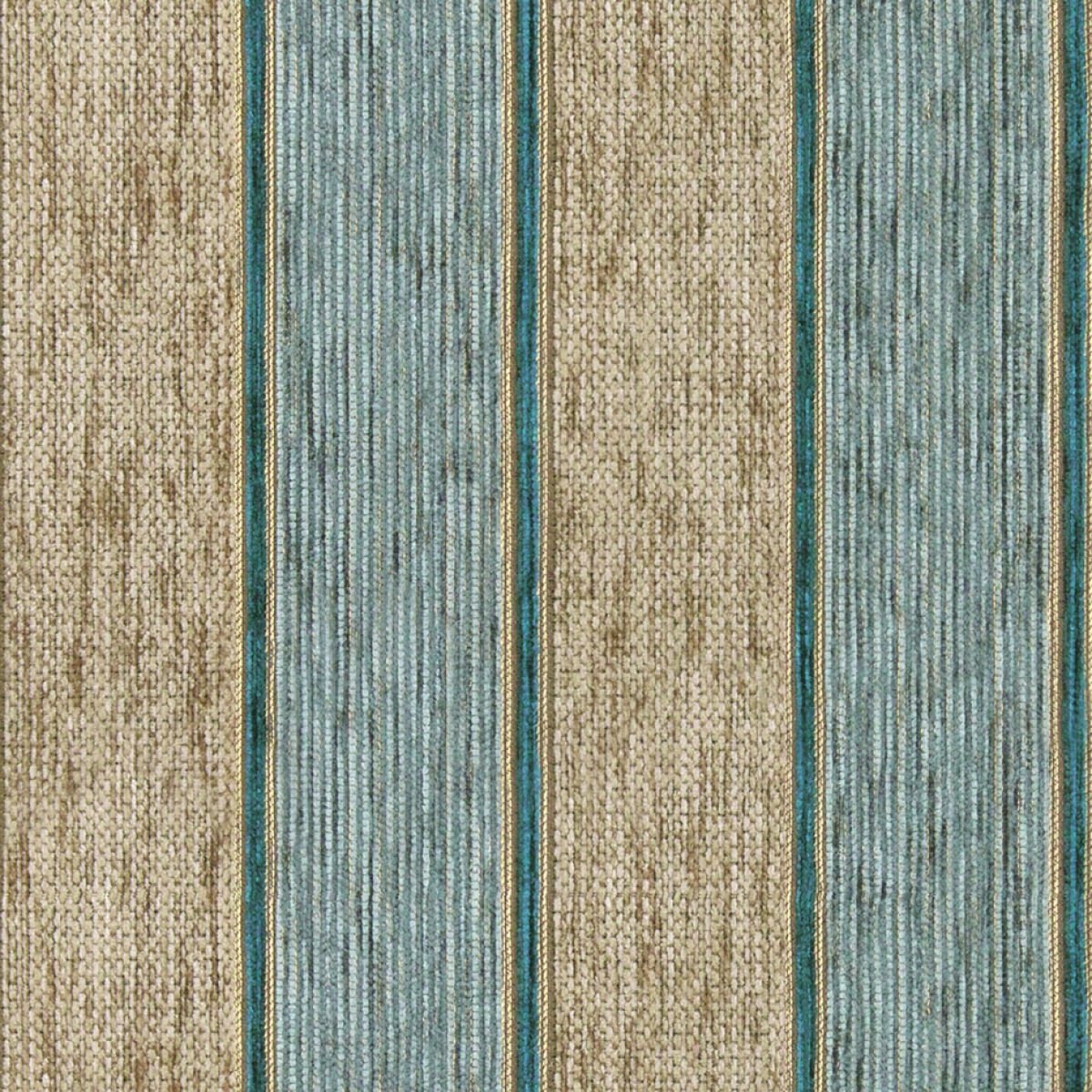 Althorp Stripe – Teal Mink