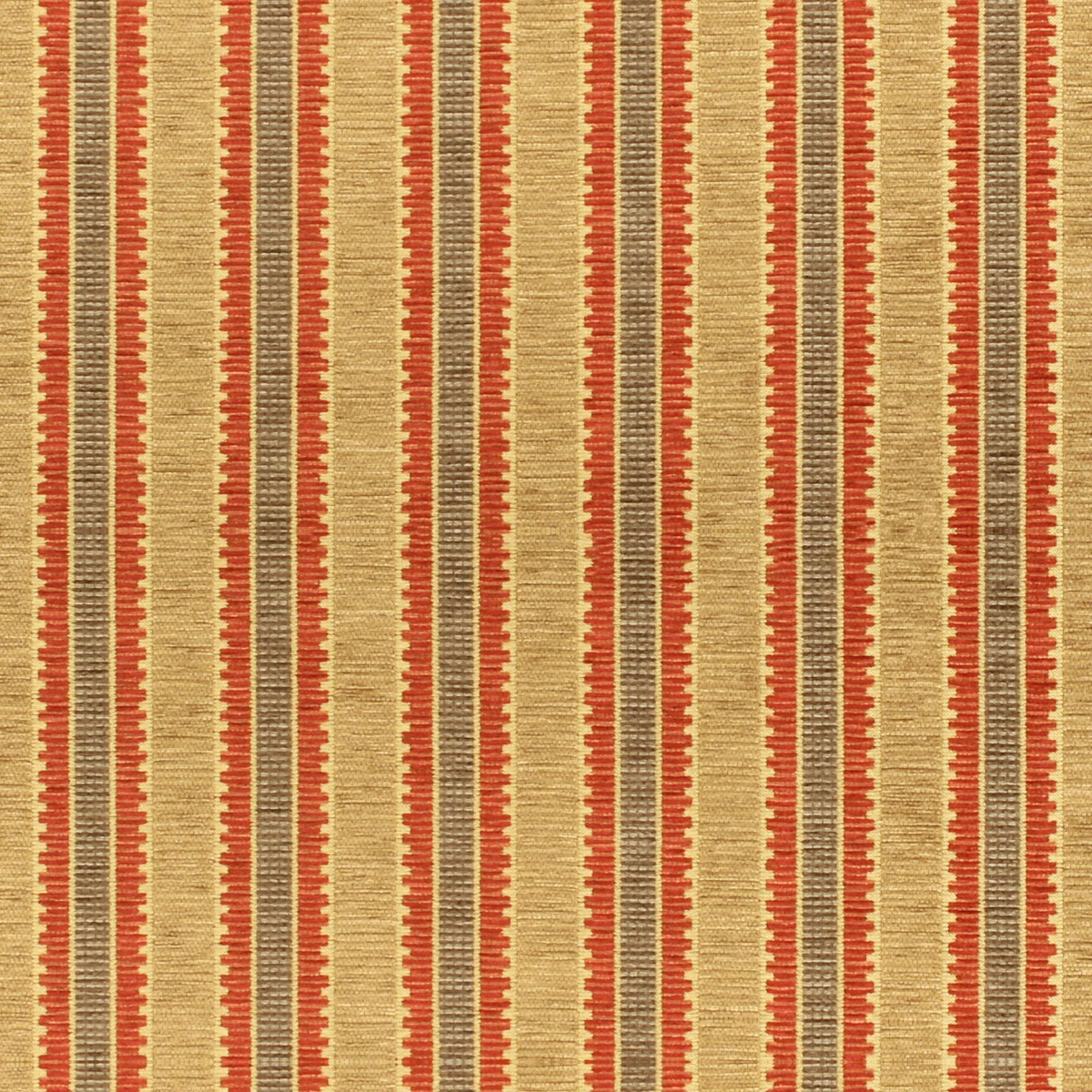 Amira Stripe – Red Sand