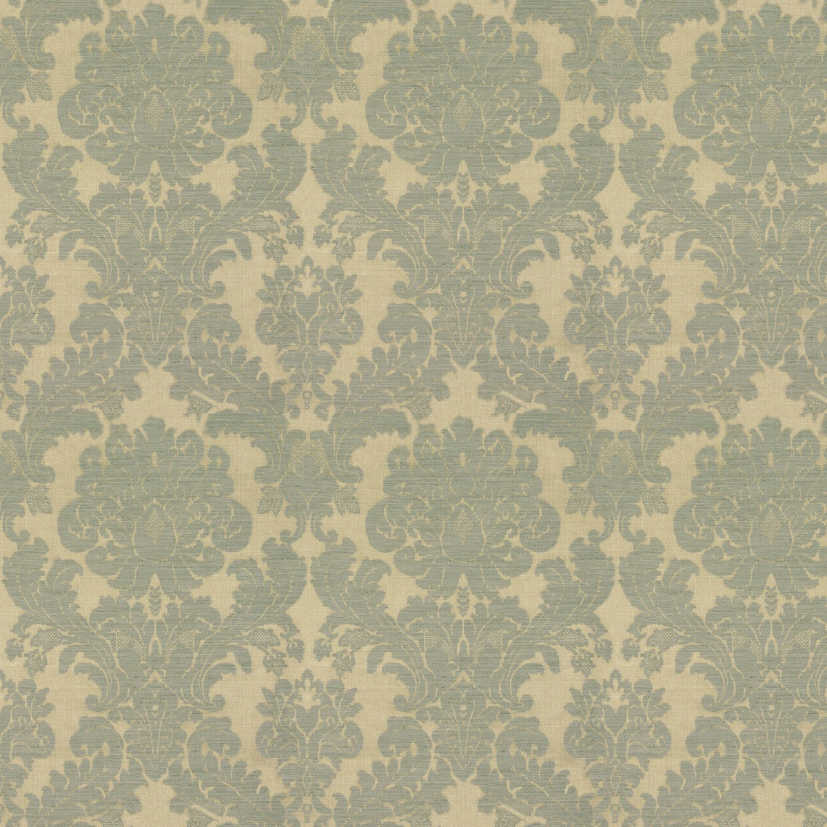 Clarence Damask – Powder Blue