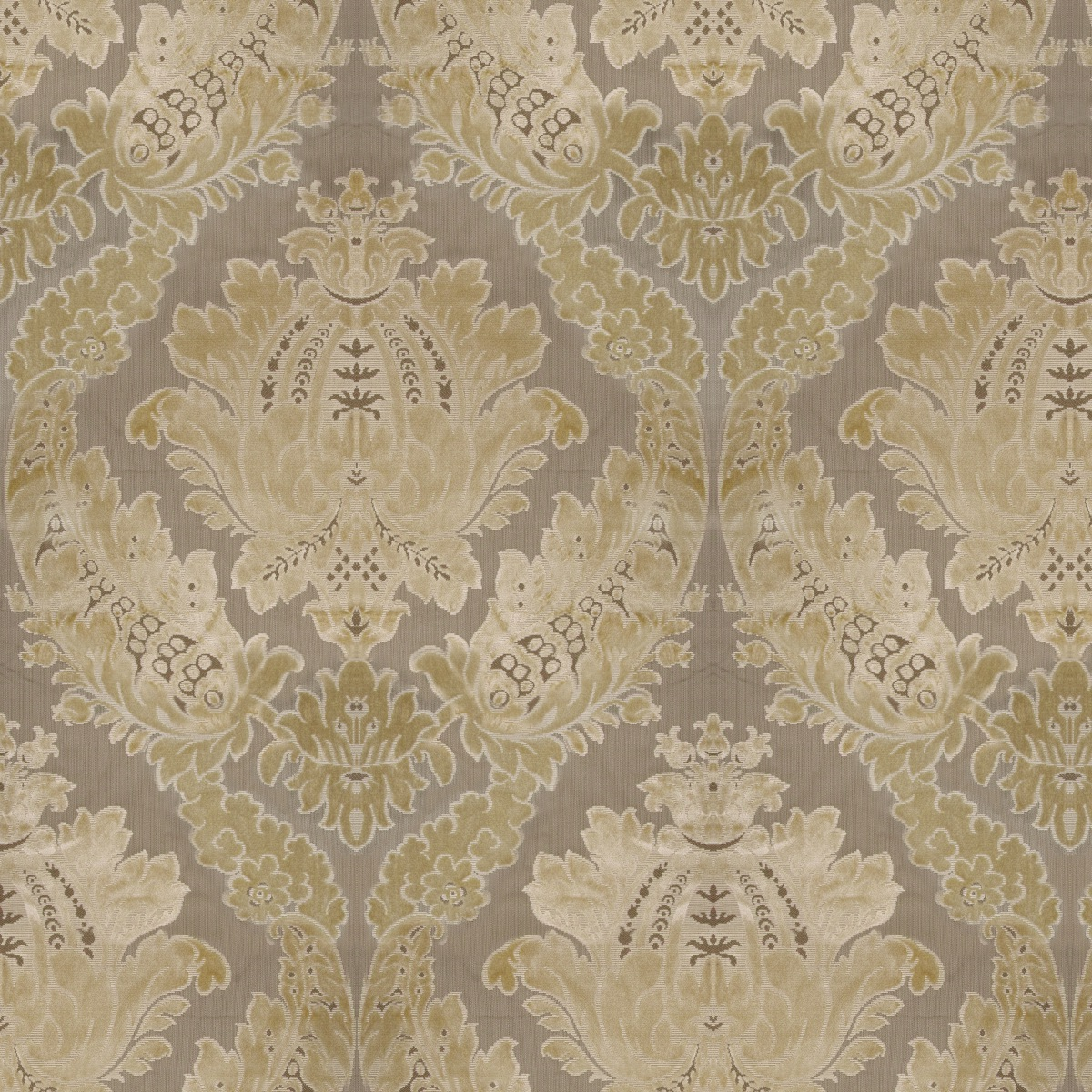Culpepper Damask – Gold