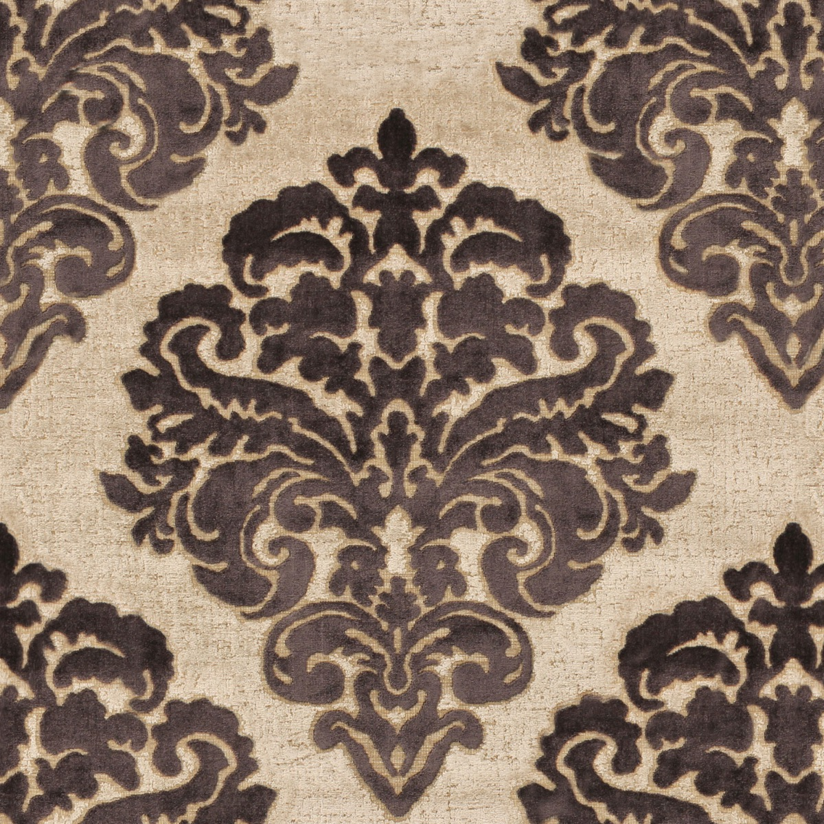 Fortuny Damask – Platinum