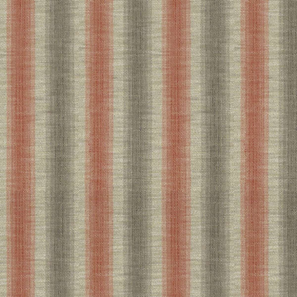 Haddon Wide Stripe – Brick Red