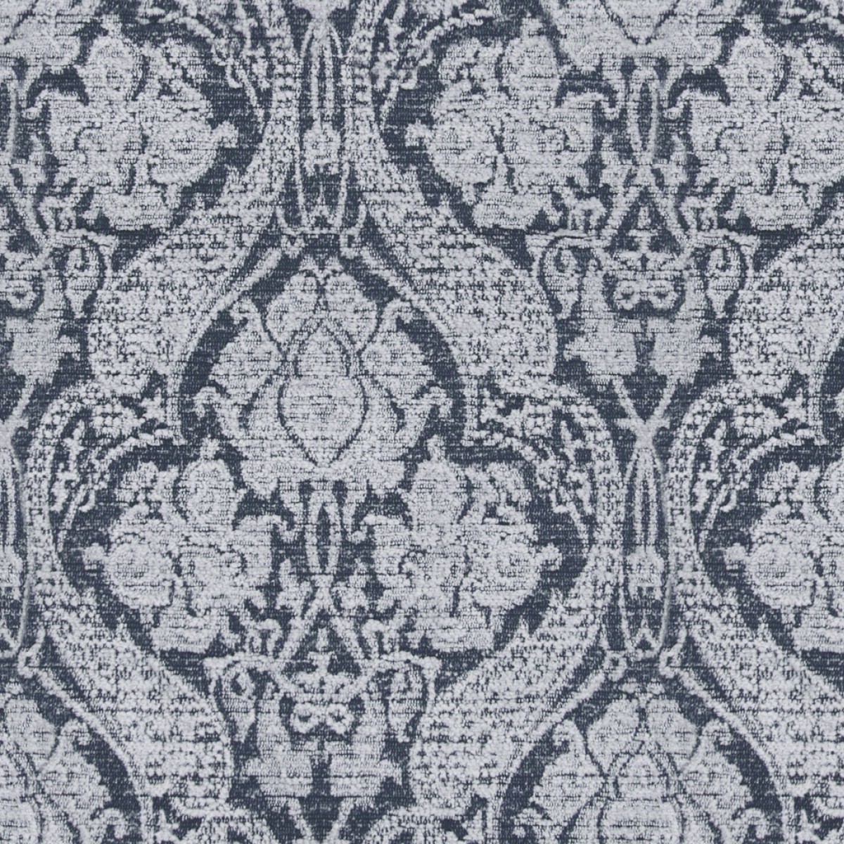 Jardin Damask – Prussian Blue