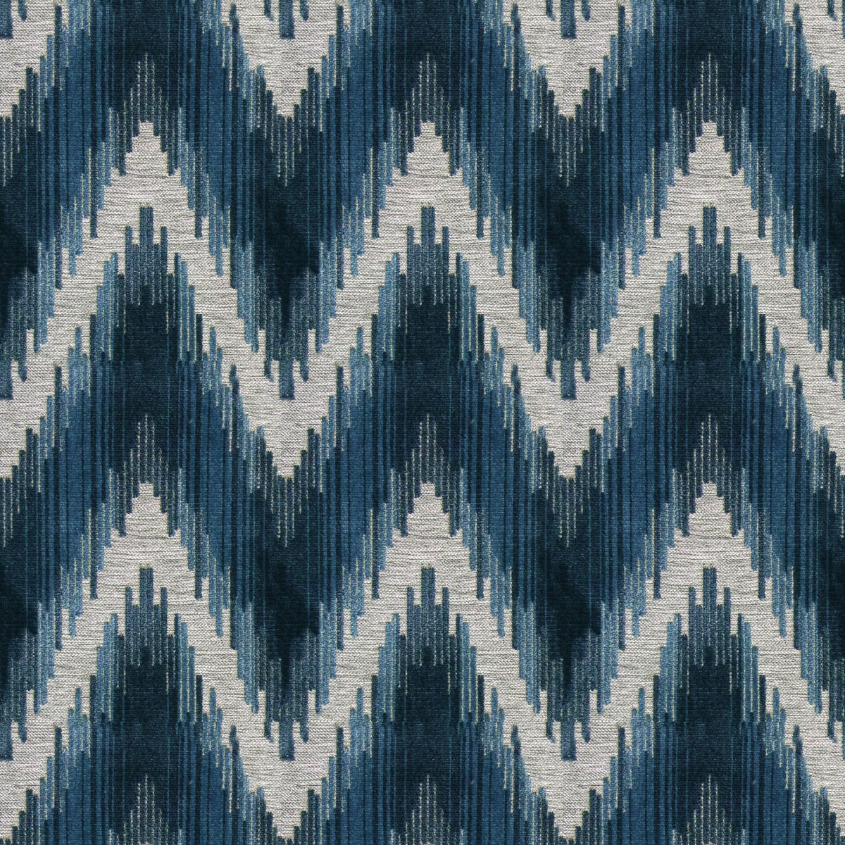 Mousson Chevron – Azure