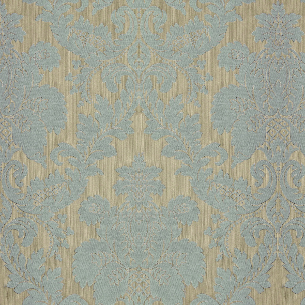 Vendome Damask – Aquamarine