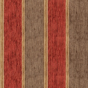 Althorp Stripe – Russet/Stone