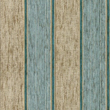 Althorp Stripe – Teal\Mink
